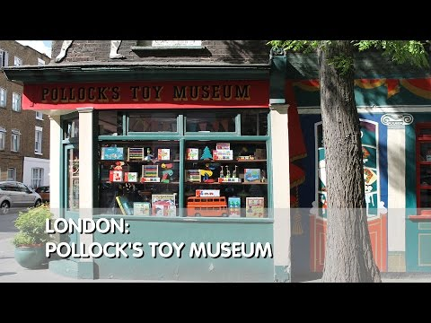 London: Pollock's Toy Museum & Gift Shop