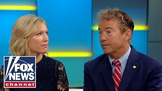 Rand Paul calls for probe of Senate Dems over Ukraine letter