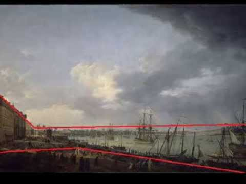 Le port de bordeaux hda youtube - Tableau du port de bordeaux par vernet ...