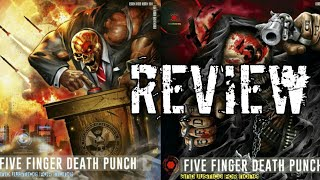 FIVE FINGER DEATH PUNCH - And Justice For None (Album-Review)