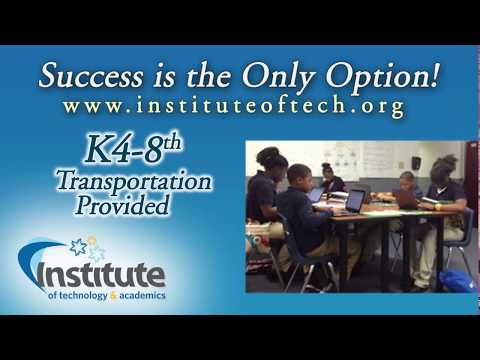 Quality Charter Elementary School   Institute of Technology and Academics   Milwaukee, WI