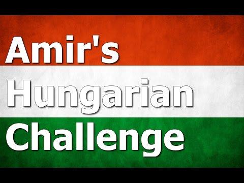 Hungarian Challenge Episode 1