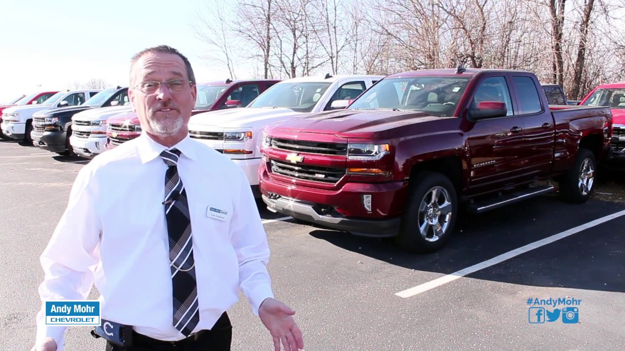 truck month february 2017 andy mohr chevrolet indianapolis indiana youtube. Black Bedroom Furniture Sets. Home Design Ideas