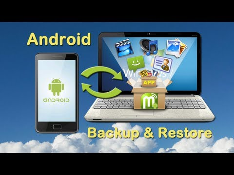 Backup Android & Restore Android Phone, Backup And Restore Android Phone With A Click On Mac