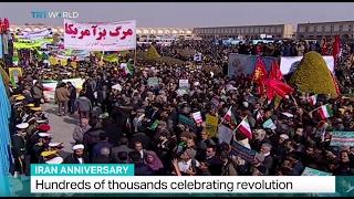 Iran Anniversary: Iranians celebrate 38th anniversary of the revolution
