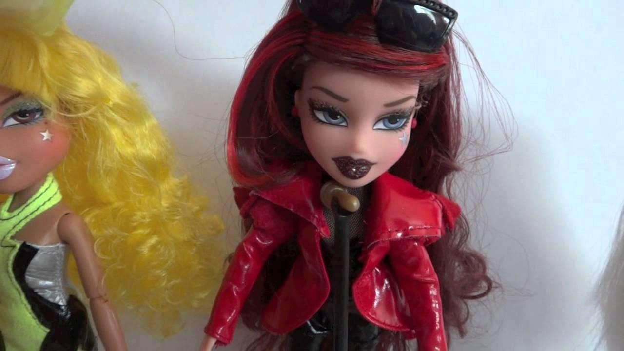 Bratz style starz review youtube Bratz fashion look and style doll