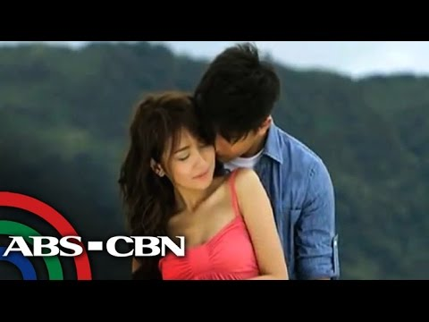 Kathniel kissing scene shes dating the gangster ebook