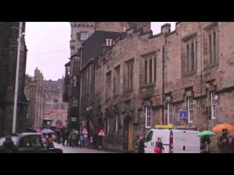 The Edinburgh Castle Ghost