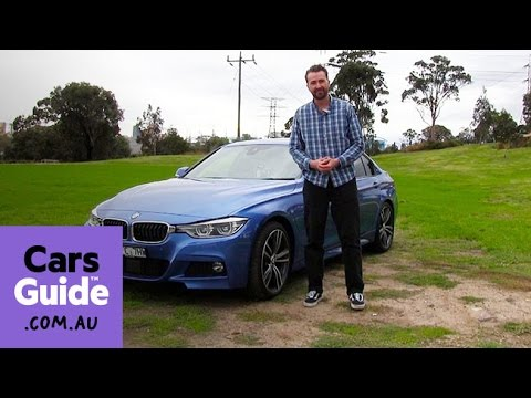 2016 Bmw 330e Review First Drive Video Youtube