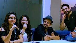 Adorable bloopers by the Janaan cast