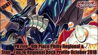 PK Hero - 9th Pace Philly Regional & Stun - Top 16 Regional Deck Profile October 2018