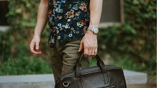 2 Casual Summer Outfit Ideas | Men