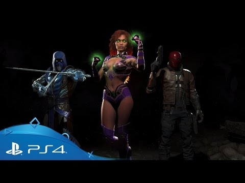 Thumbnail: Injustice 2 | Fighter Pack 1 DLC Trailer | PS4