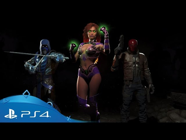 Injustice 2 | Fighter Pack 1 DLC Trailer | PS4