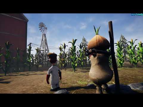 A Nasty Farm   GamePlay PC  