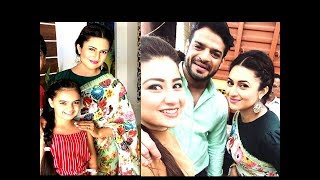Divyanka Tripathis Unseen Moments From YEH HAIN MOHABATEIN 2018