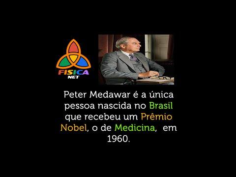 PETER MEDAWAR: um ganhador do Nobel nascido no Brasil