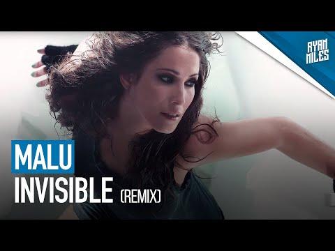 Malu - Invisible (Ryan Miles Bachata Remix)