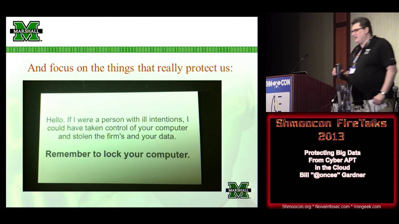 ShmooCon Firetalks 2013 (Hacking Illustrated Series InfoSec Tutorial
