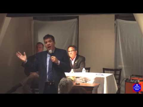 Santa Fe Ward 5A Democratic Gubernatorial Candidates Forum - Questions