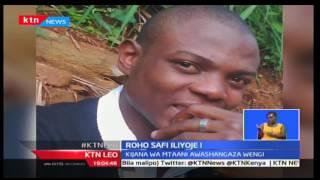 Kijana aokota shilingi laki mbili pesa taslimu aziregesha kwa mwenyewe