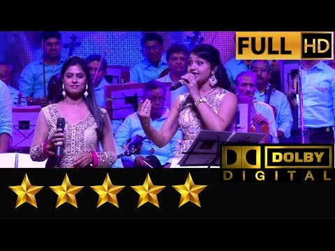 Choli ke peeche kya hai by Manisha and Sarrika Singh Live Music Show by Hemantkumar Musical Group