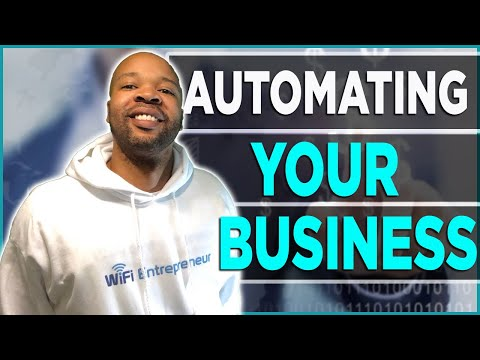 WiFi Entrepreneur: Automating Your Business | Online Affiliate Marketing Guide: Episode 8