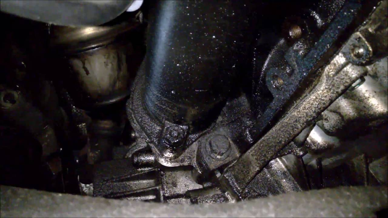 Pull Transmission with engine or alone? - AudiWorld Forums