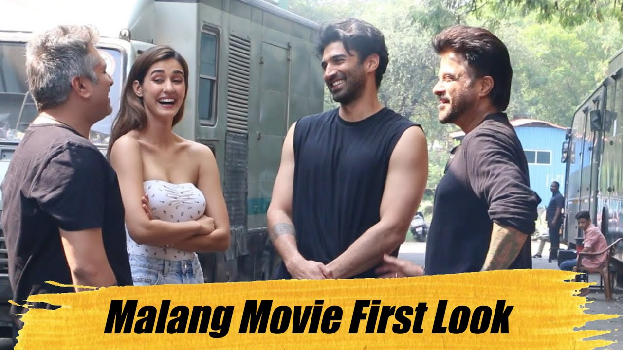 Malang Movie First Look Aditya Roy Kapoor Anil Kapoor Disha Patani 2020 Youtube