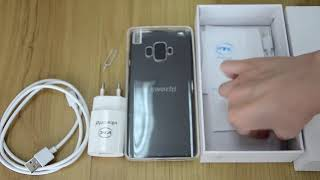vkworld S8 распаковка
