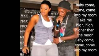 Mavado Ft Stacious - Come Into My Room (With Lyrics)