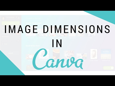 Image Dimensions in Canva