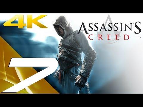 Assassin's Creed - Walkthrough Part 7 - Majd Addin Assassination [4K 60FPS]
