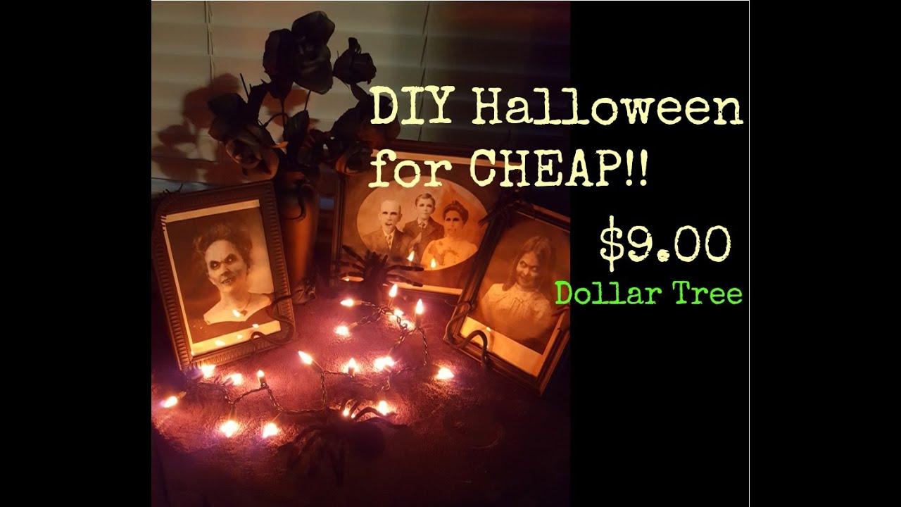 diy halloween decorations dollar tree haul youtube - Dollar Tree Halloween
