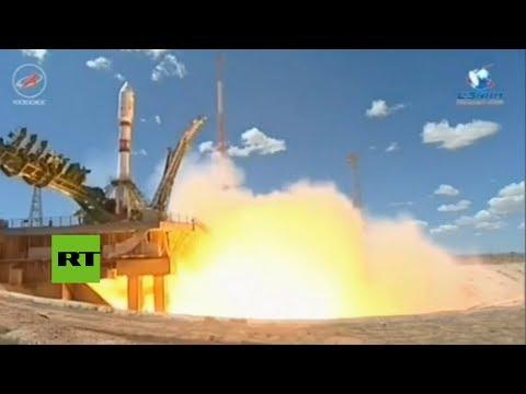 Lanzamiento de satélite ruso: La 'estrella' más luminosa del cielo