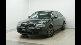 Audi A6 II C5 Рестайлинг 2003 г