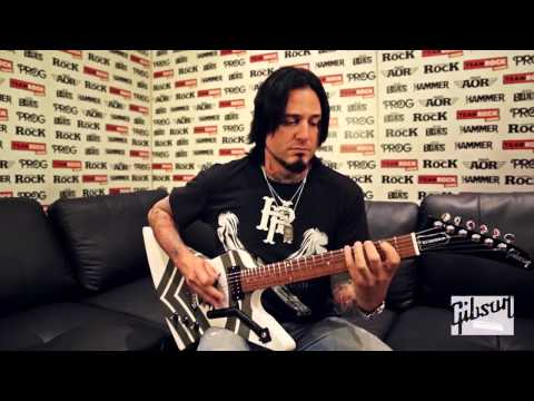 Jason Hook tutorial on how to play LIFT ME UP