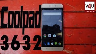 """Coolpad 3632 2017 Specifications, Price, Release Date, Camera, Review -6.1"""" Display"""