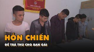 Đón xe khách vào Đà Nẵng hỗn chiến để trả thù cho bạn gái