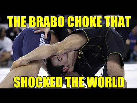 Brabo Choke that shocked the world - Robert Drysdale BJJ Cradle Series
