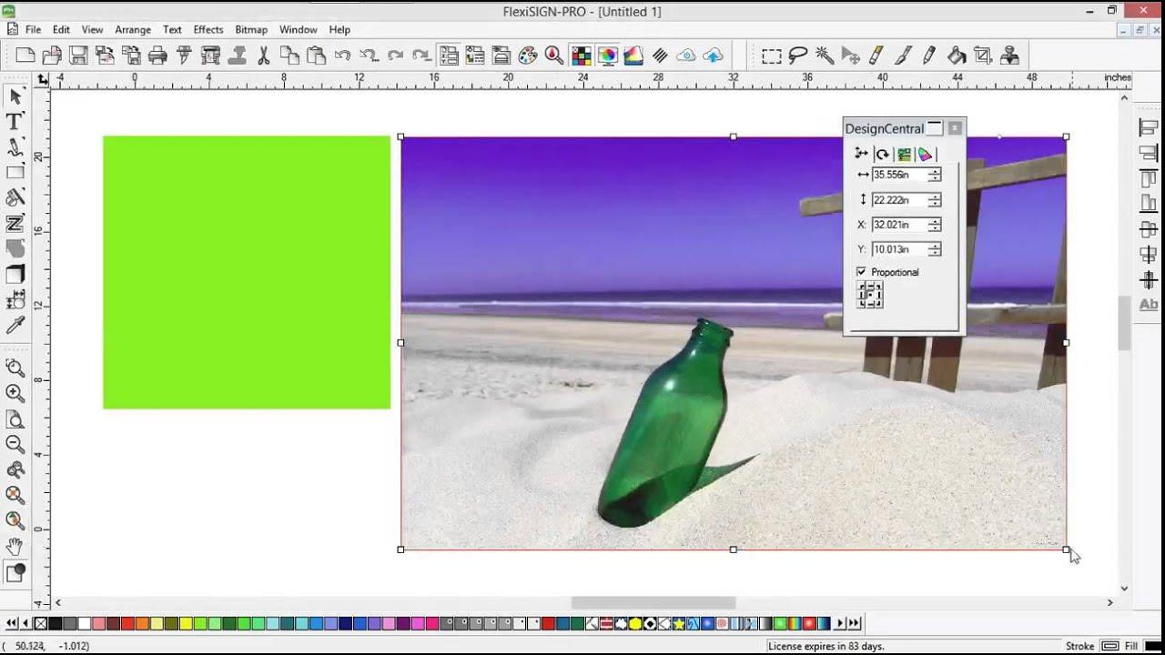Color Management in Flexi