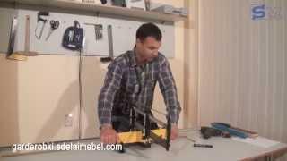Как распилить трубу системы джокер (диаметр - 25 мм.)(Полная версия на сайте: http://www.sdelaimebel.ru/new/ Как распилить трубу системы джокер (диаметр - 25 мм.) Подписывайтесь..., 2014-05-04T03:00:02.000Z)