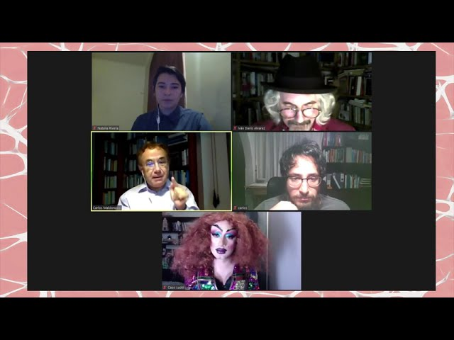 Conversatorio: Apoyo Mutuo. Pensamiento Ácrata y Ciencias de la Complejidad