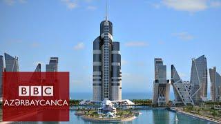 Azərbaycan dünyanın ən hündür binasını tikir