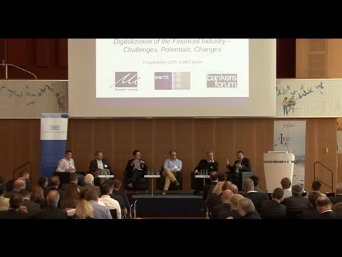 Digitalization of the Finance Industry – Challenges, Potentials, Changes