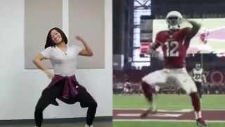 NFL Touchdown Dances Critiqued by Professional Dancers