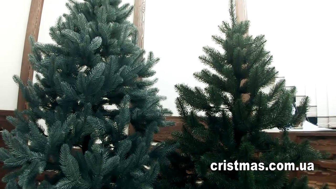Светодиодные елки - YouTube