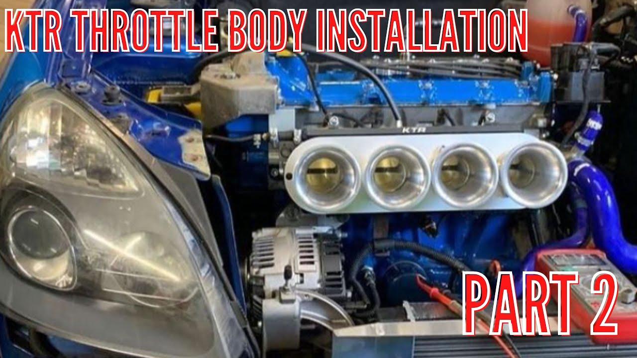 Suzuki Throttle Body