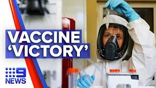 Coronavirus: Russia approves COVID-19 vaccine | 9 News Australia