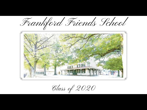 Frankford Friends School Final Meeting for Worship in Celebration of the 8th Grade